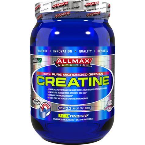 10g of creatine allmax creatine 400g bk foods