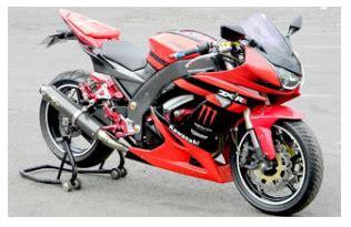 sepeda modifan kumpulan gambar modifikasi kawasaki 250 otomotif