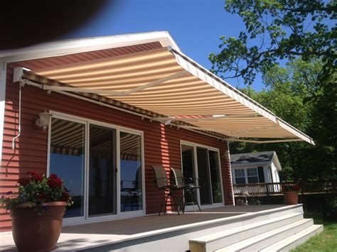 nuimage awnings residential retractable awning photos retractable awning