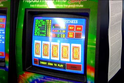 Internet Sweepstakes Machines - nc senate expected to pass bill banning internet sweepstakes cafes state scnow com