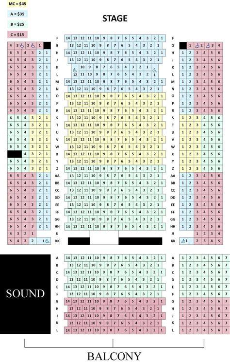 arlington theater seating chart arlington theatre seating map brokeasshome