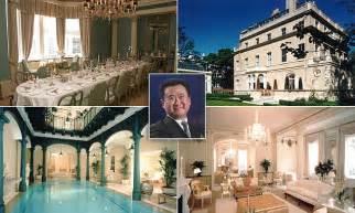 Row House Floor Plan china s wang jianlin buys 163 80m london home on kensington