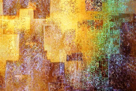 A Painting Within A Painting by Kingdom Within Abstract Canvas Cianelli Studios