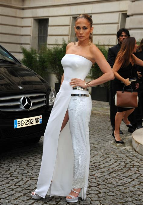 Jlo Conducts Own Fashion Week by At 2014 Fashion Week 18 Gotceleb