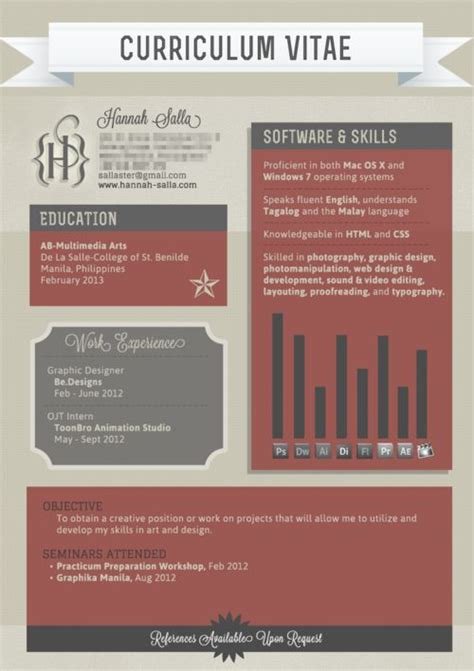 layout design jobs 74 best creative resumes images on pinterest resume