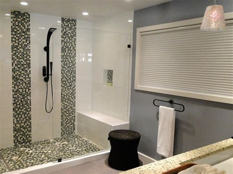 replacing a bathtub with a walk in shower the 10 best diy bathroom projects diy bathroom ideas vanities cabinets mirrors