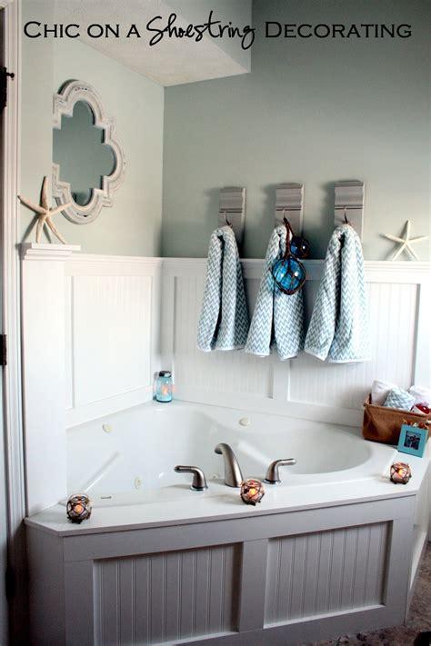 Bathroom Decorating On A Shoestring Budget