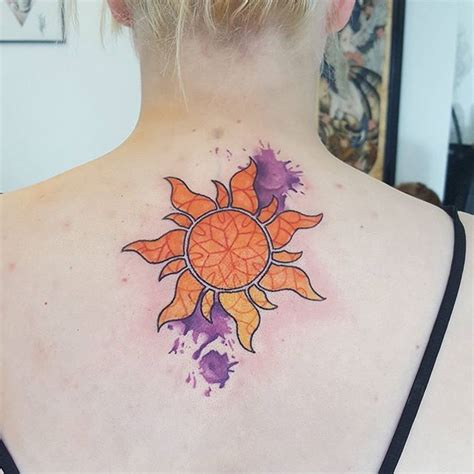 tangled sun tattoo 25 best ideas about tangled on disney