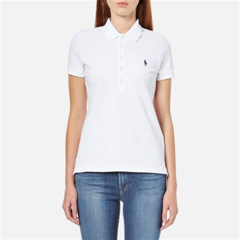 Blouse Polos Serena white shirt womens uk south park t shirts