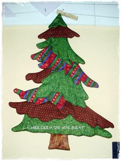 panel de 225 rbol navide 241 o patchwork labores de navidad