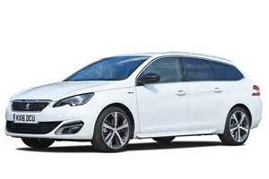 Peugeot 308 Sw Estate Peugeot 308 Sw Estate Review Carbuyer