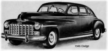 1940s car salesmen reed brothers dodge history 1915 2012