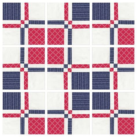 5 Inch Block Quilt Patterns by 17 Best Ideas About Disappearing Four Patch On