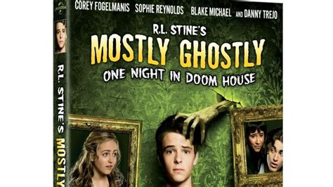 mostly ghostly one night in doom house mostly ghostly one night in doom housepass the popcorn pass the popcorn