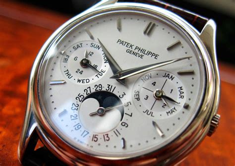 Handmade Swiss Watches - the meticulous craftsmanship swiss watchmaker patek