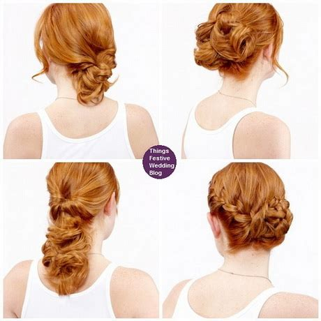 hairstyles to do self hairstyles i can do myself
