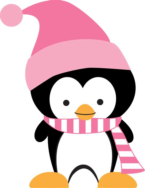 penguins clipart minus say hello pinguim penguins clip