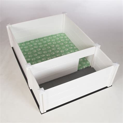 Whelping Box 3 Ft X 3 Ft Whelping Box Deluxe Canine Whelping Box