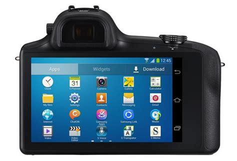 Kamera Samsung Mirrorless Nx samsung galaxy nx interchangeable lens mirrorless