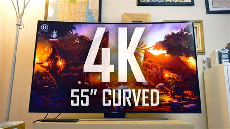 my 4k curved smart tv is the curve worth it