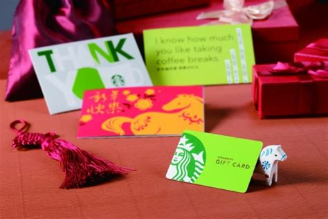 Starbucks Gift Card Sale - starbucks gift cards now sold in china 187