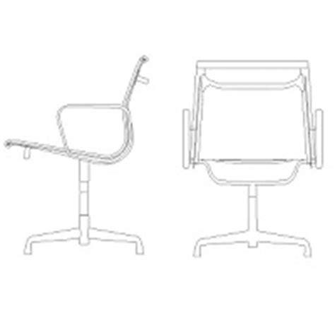 Office Desk Elevation Office Chair Plan Dwg Block Max Cad
