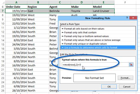 format excel row color excel conditional formatting formula color row excel