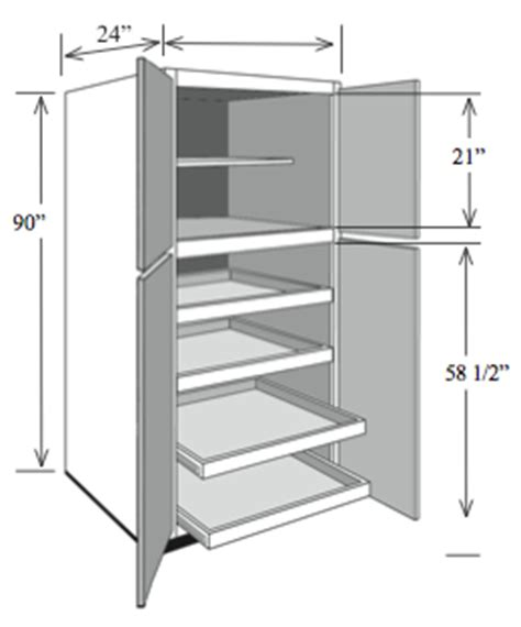 84 pantry cabinet for kitchen bbcp3084 kitchen base pantry cabinet 30 quot w x 84 quot h x 24 quot d