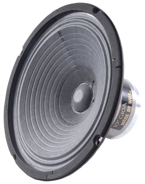 On Wgs 10lb warehouse wgs speaker 10 quot g10a gt american vintage series gt diffusion audio inc