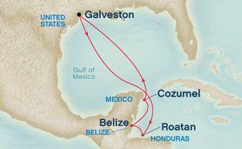 princess cruises galveston princess cruises western caribbean from galveston texas