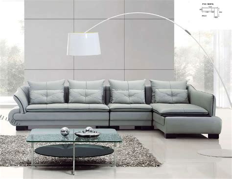 leather modern sofa china modern leather sofa f101 china modern leather