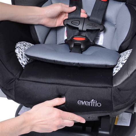 evenflo embrace car seat manual evenflo car seat adjust straps brokeasshome