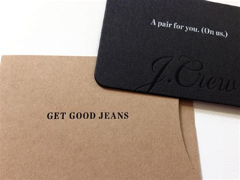 Jcrew Gift Cards - j crew vip card and packaging onwardcreative com