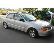 2000 Mazda Protege  Information And Photos MOMENTcar