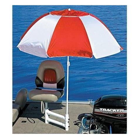 fishing boat umbrella bass pro shops fish n shade boat umbrella or umbrella hold
