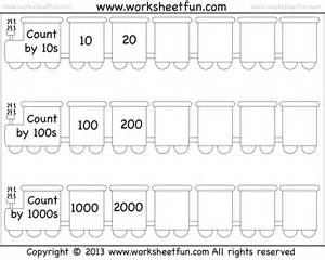 free coloring pages of skip counting by 10s