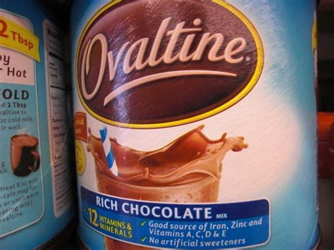Ovaltine Swiss Formula With Chocolate Thailand ovaltine swiss food and the silk road pacific gourmet