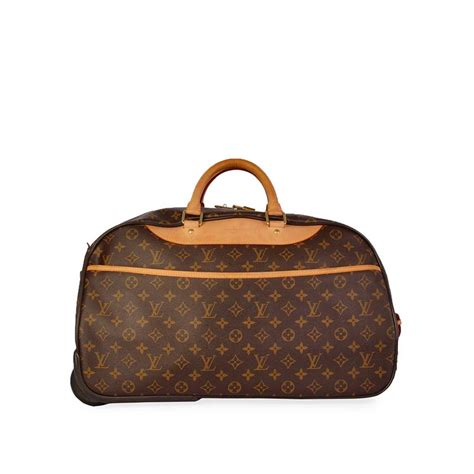 louis vuitton monogram eole  rolling luggage luxity