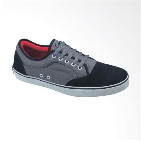 Sepatu Pria Nico Abu jual catenzo kanvas sepatu sneaker pria abu abu harga kualitas terjamin blibli