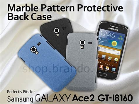 Backcover Backdoor Samsung Galaxy Ace 2 I8160 samsung galaxy ace 2 gt i8160 marble pattern protective back