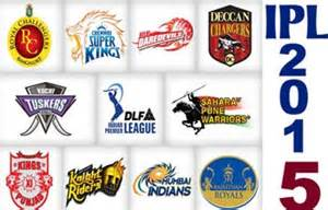 ipl 2016 all teams logo ipl 2015 know about the venues and the last years