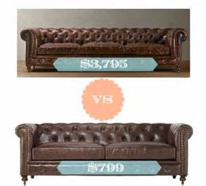 restoration hardware knock sofa restoration hardware