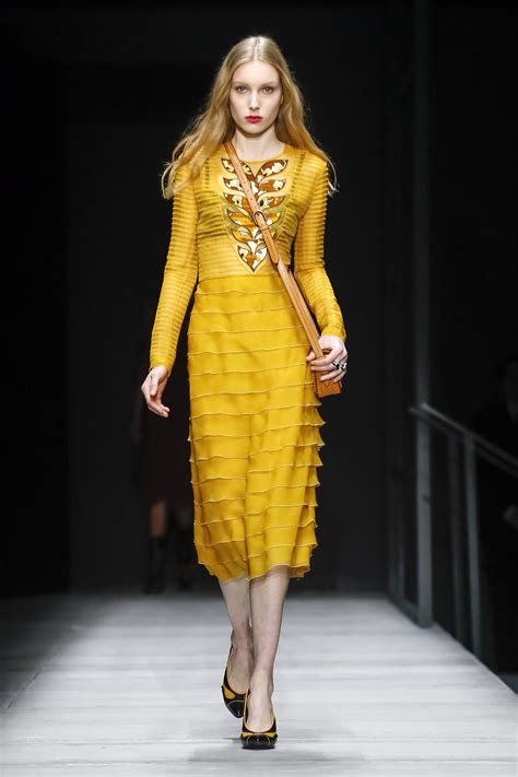 Frock Horror Of The Week Catwalk 4 by Bottega Veneta At New York Fashion Week Fall 2018 Every