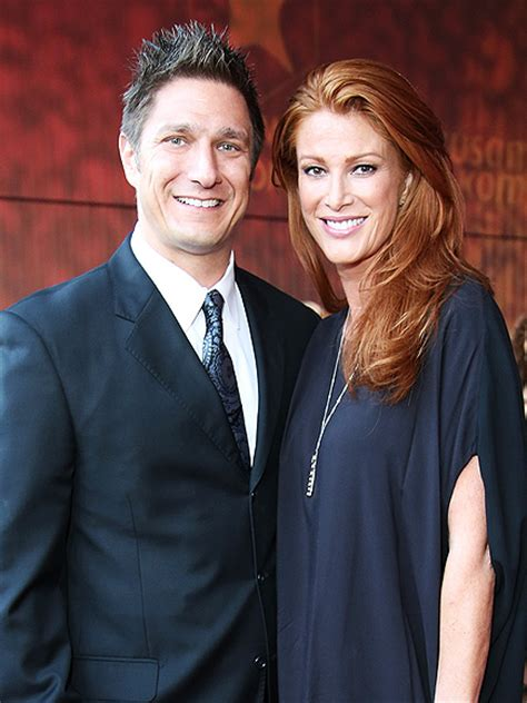 Angie Everhart Marries Carl Ferro   Marriage, Weddings, Angie Everhart : People.com
