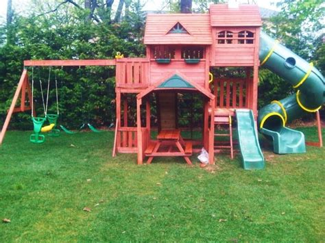 clearance swing sets best 25 wooden swing sets clearance ideas on pinterest