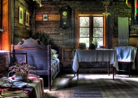 Ideas For Home Interiors by Inside A Cozy Winter Cottage Audio Atmosphere