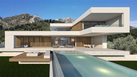 villa modern modern villas we design build and sell