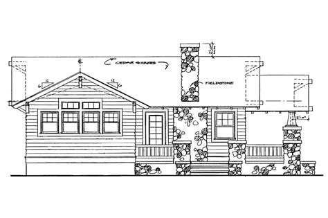 craftsman house plans pinewald 41 014 associated designs craftsman house plans pinewald 41 014 associated designs