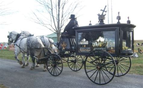 funeral carriage hearse for hire