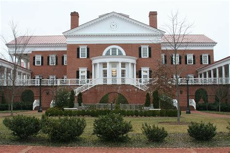 Uva Mba Ranking by Darden Graduate School Of Business Administration